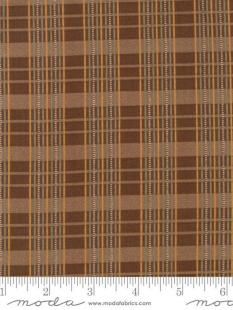 HJ - Brown Plaid image
