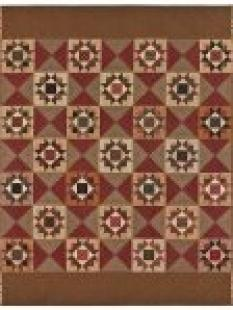 Red Crinoline Quilts - Harpers Ferry image