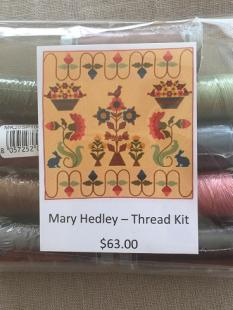 HCQB - Mary Hedley Thread Pack image