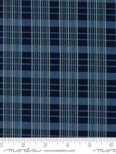 HJ - Navy Plaid image