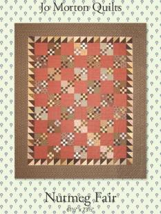 Jo Morton Quilts - Nutmeg Fair image